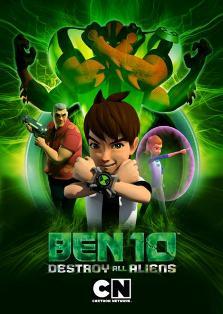 Ben 10: Destruição Alienígena Online Dublado