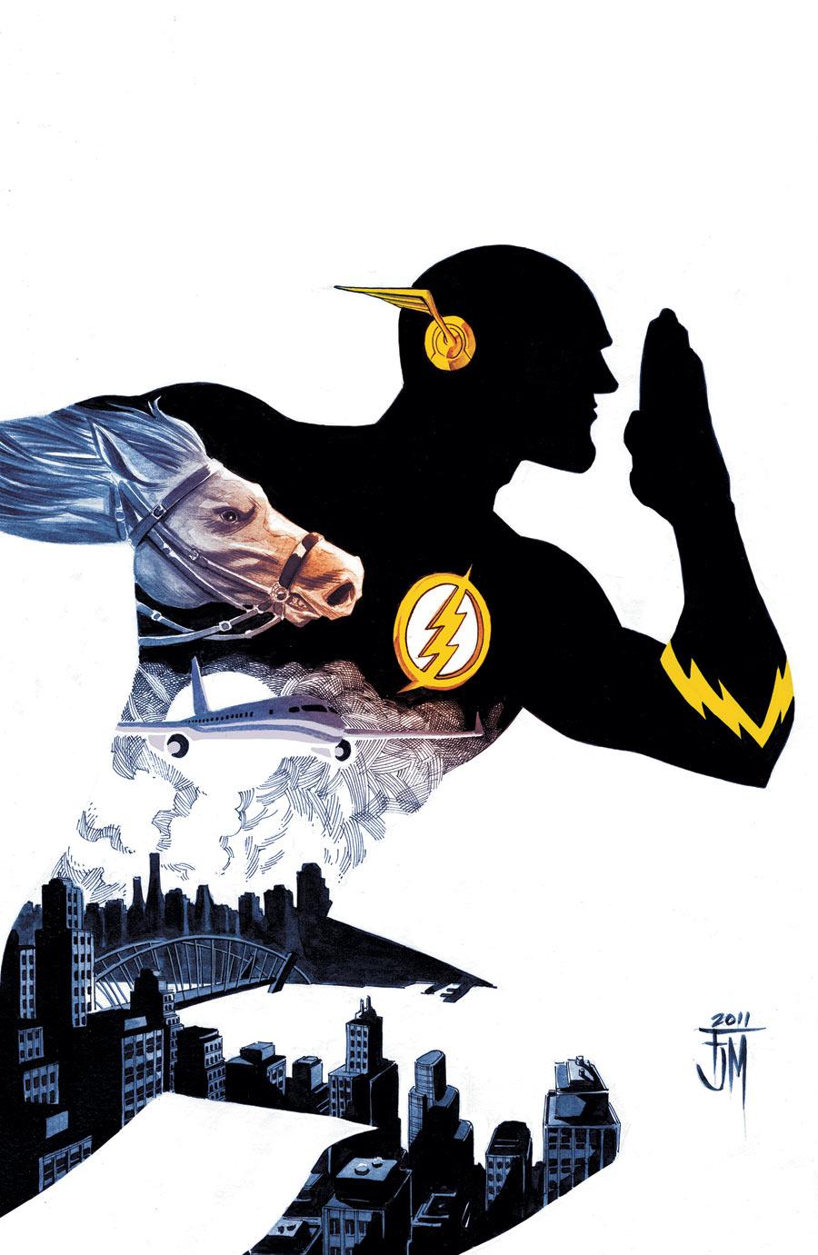 Man Of Bronze Flash Spin Off De La Serie Quot Arrow Quot