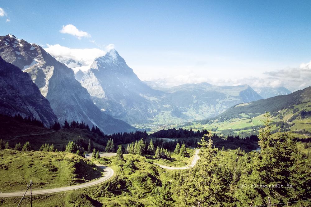 Eiger, Schweiz