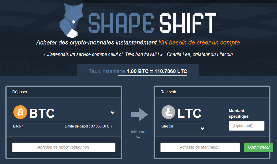 http://fr.shapeshift.io/