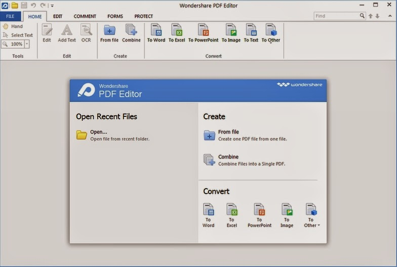 Download Wondershare PDF Editor 3.9.2.3 Full Patch