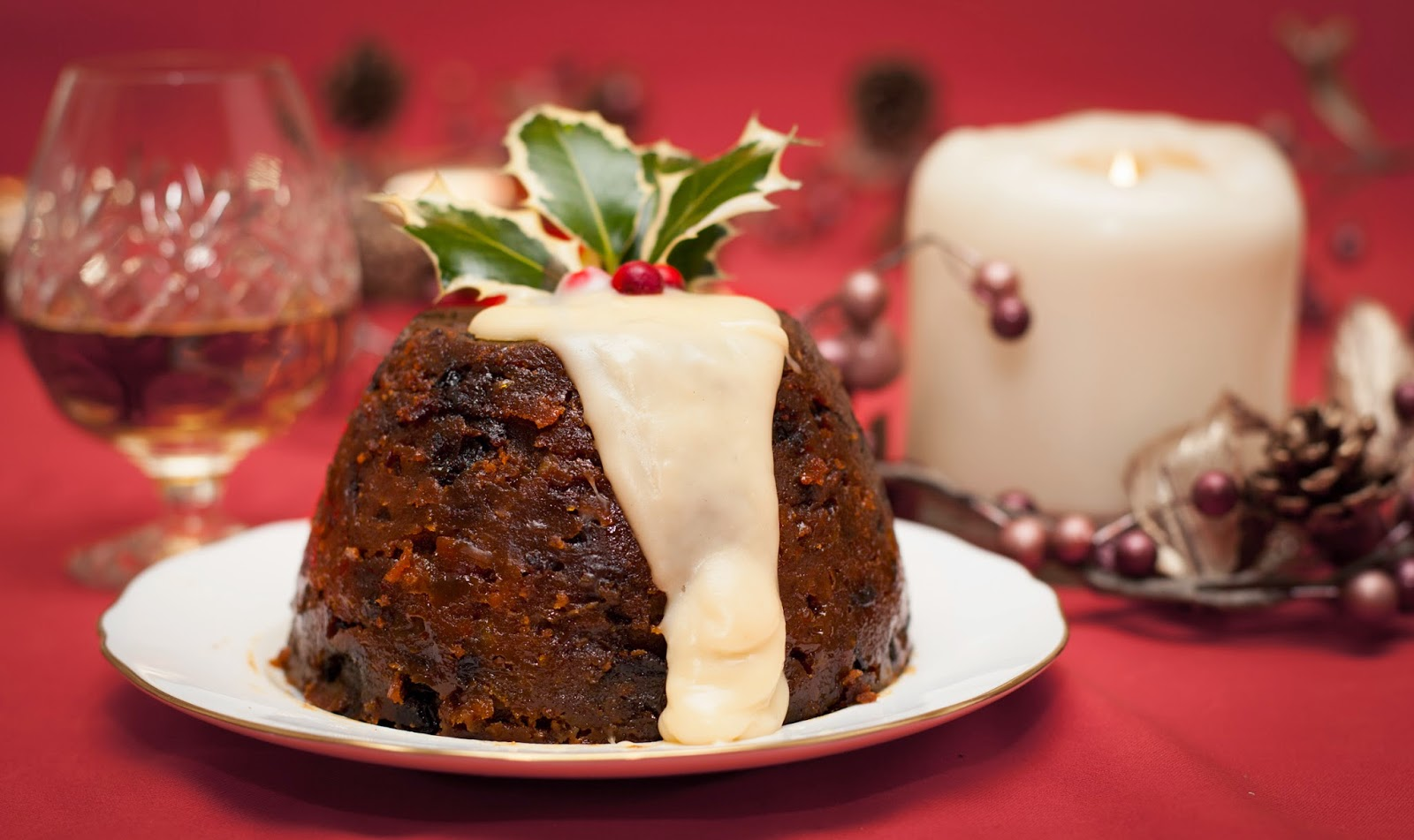 Banana e cioccolato natale in inghilterra con il for Xmas pudding