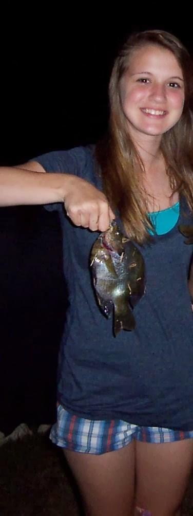 Young Fisherwoman