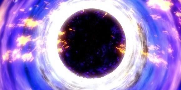 Estrela de Planck emerge de buracos negros