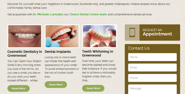 reputable dental center in Greenwood, IN