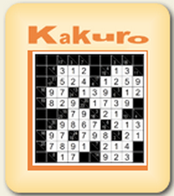 Daily Online Kakuro (Logical Thinking Brain Game)
