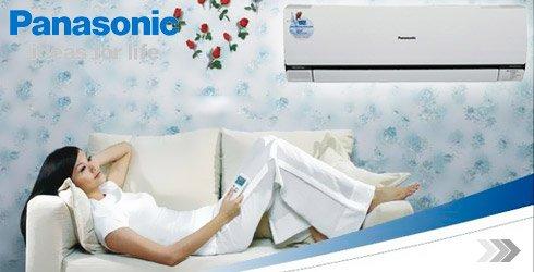 Máy lạnh Panasonic an toàn sức khỏe trẻ nhỏ