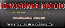 Sitio Oficial DEMONTRE RADIO