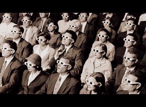 3D, ретро, фильмы ужасов опередившие свое время, кинотеатр