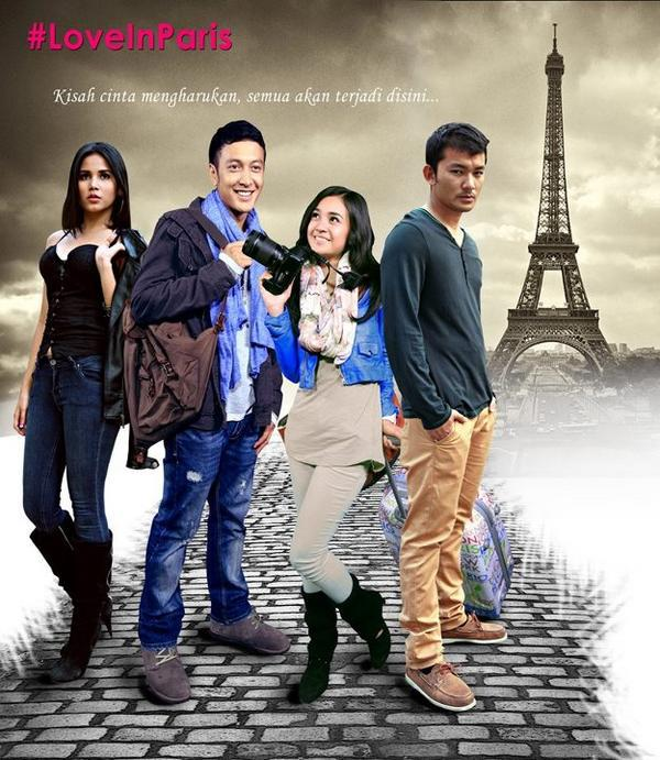 Lirik Lagu Sammy Simorangkir ( Ost Love In Paris ) - Dia
