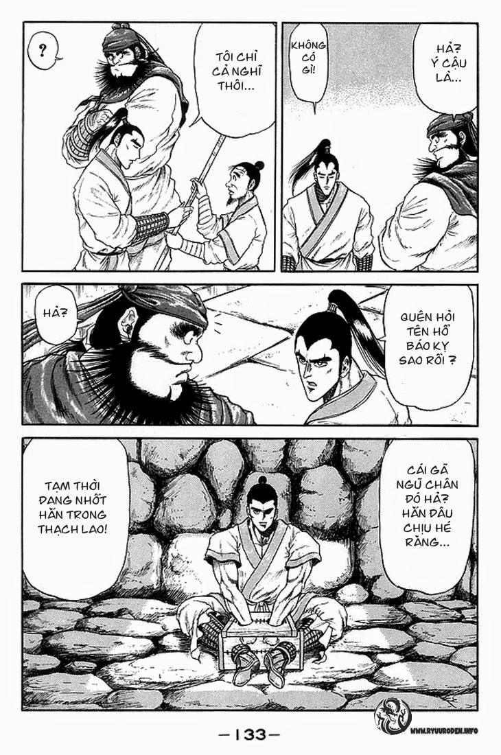 Chú Bé Rồng - Ryuuroden chap 10 - Trang 36