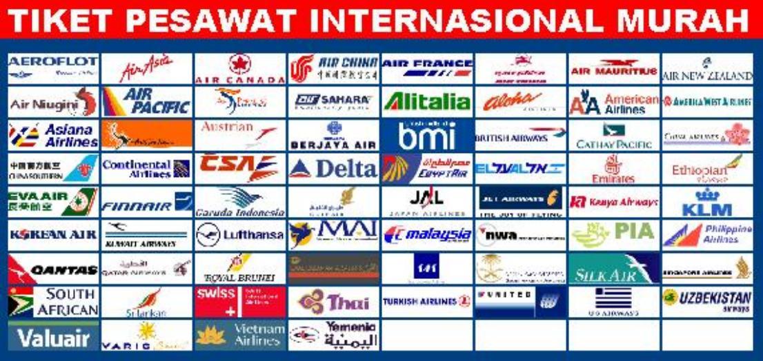 murah 2011 | Booking Tiket Pesawat | Harga Tiket Pesawat | Jadwal ...