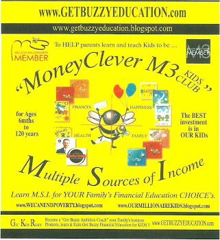 "CLICK Here: ""MONEYCLEVER"" EVENT's with the G.A.T.E.S.master for KID's, Family's and Community's !!!"
