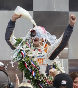 The Comedy News: Lactose-Intolerant Indy 500 Winner Absent from ...
