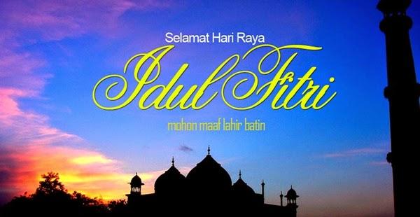 Hari Raya Idul Fitri Kemungkinan Jatuh pada 28 Juli 2014