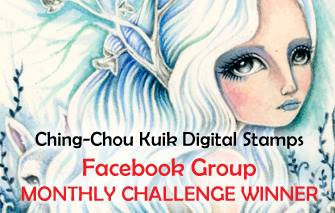 Ching-Chou Kuik Digital Stamps FB Group
