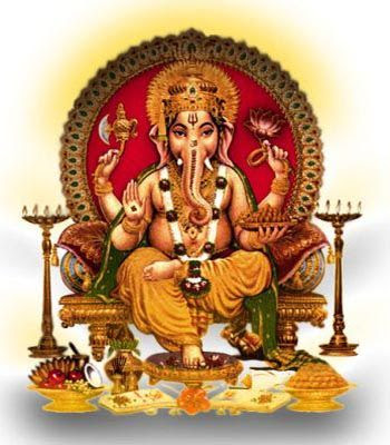 Ganesh Chaturthi Festival Celebration 2011