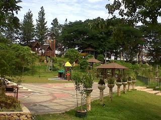 Outbound Taman Budaya Sentul City