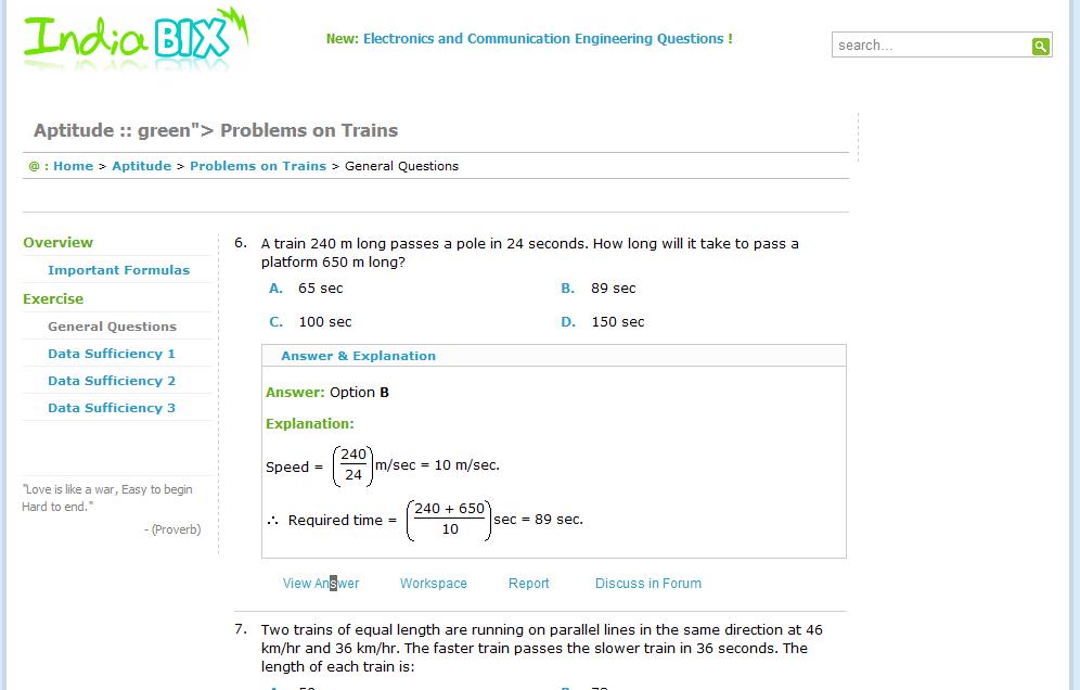 indiabix aptitude questions answers pdf free 36