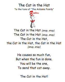 Funny Cat In The Hat Rhymes