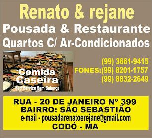 POUSADA RENATO E REJANE - CODÓ-MA