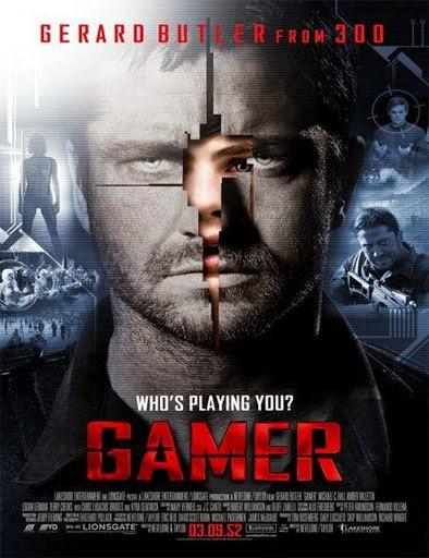 Ver Gamer: Juego Letal (2009) Online