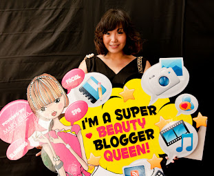 Singapore Blog Award-Best Beauty Blog 2012