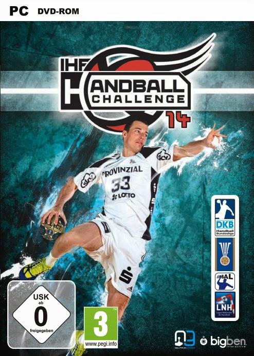 IHF Handball Challenge 14 PC Download