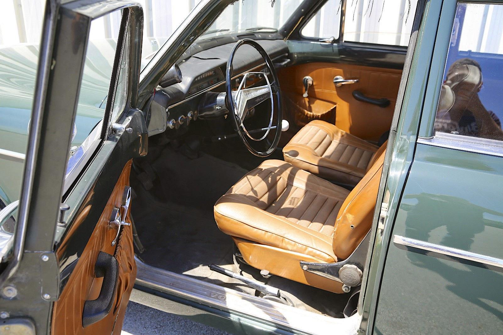 1967 Volvo Amazon Station Wagon | Auto Restorationice