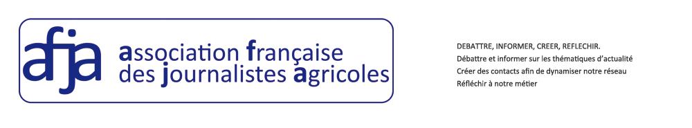 Association française des journalistes agricoles - AFJA