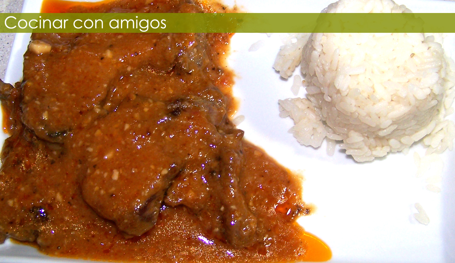 Carne en salsa de mam cocinar con amigos - Filetes de carne en salsa ...