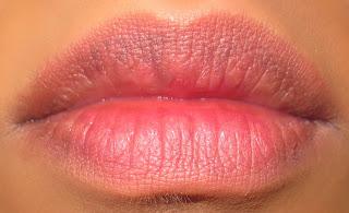 mac pink gradient lips