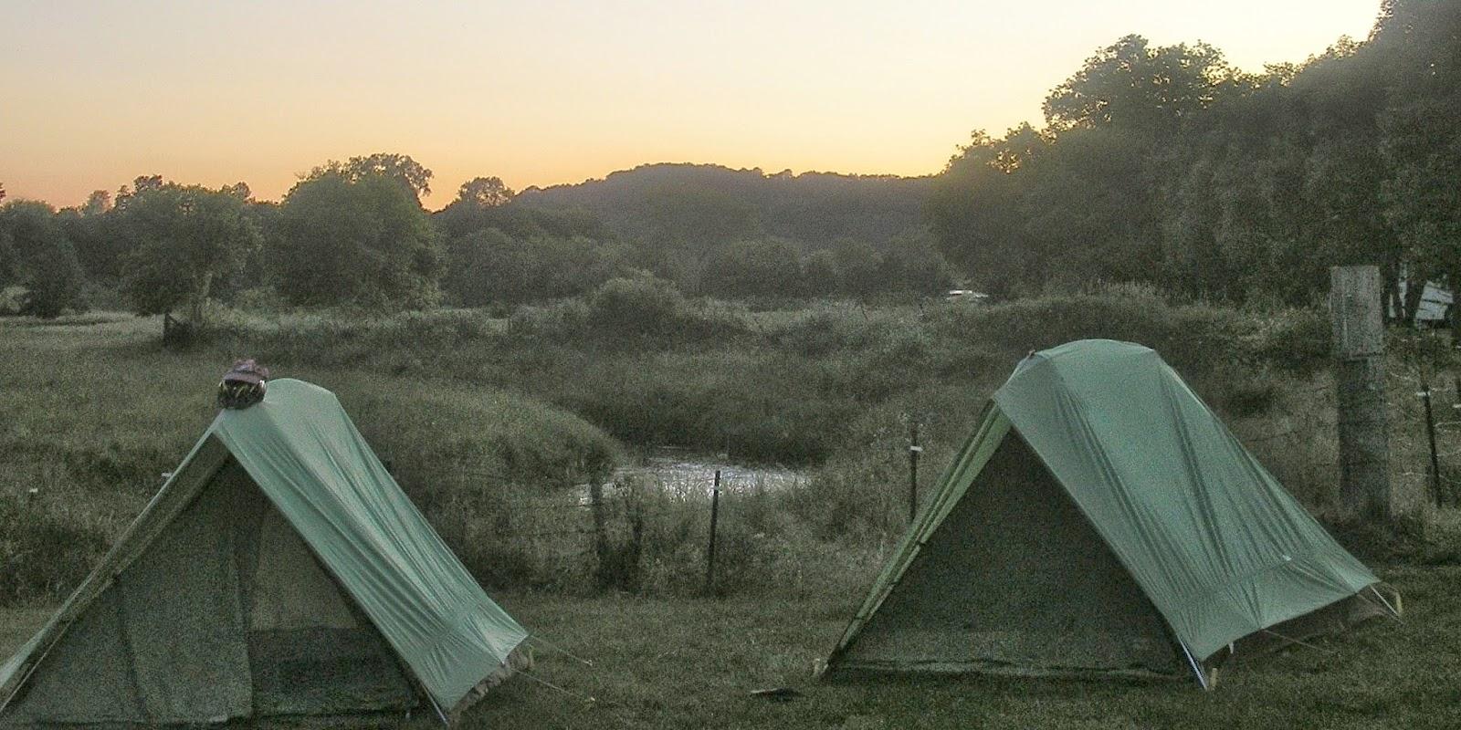 My Camp Story