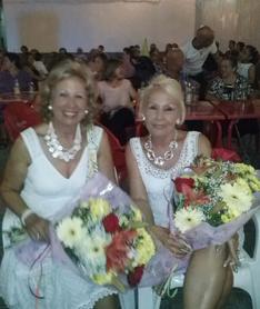 Con mi hermana Lola - Fiestas Campo Lugar 2013