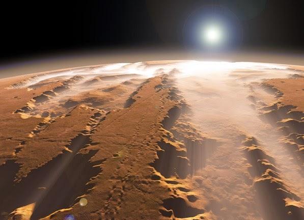 Αποτέλεσμα εικόνας για αρης πλανητης ζωη