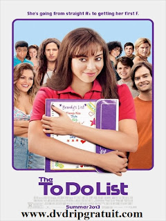 Telecharger The To Do List DVDRip French DDL, Streaming et Torrent