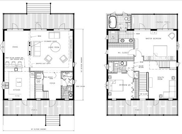 House Plans Home Plans Of 2011 Shotgun House Floor Plan