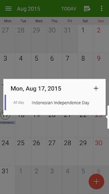 Cara Memasukkan Hari Libur Nasional Indonesia ke Kalender Google