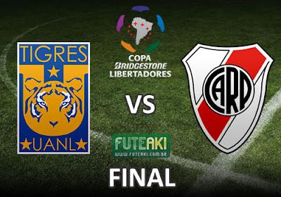 Libertadores da América - Final - Tigres MEX 0x0 River Plate-ARG
