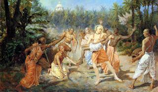 Chaitanya Mahaprabhu Pastime