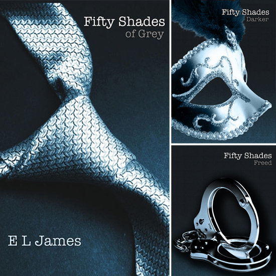 Life between pages review the fifty shades trilogy by e for Fifty shades of grey part two