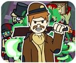 Dịch zombie, game vui nhon
