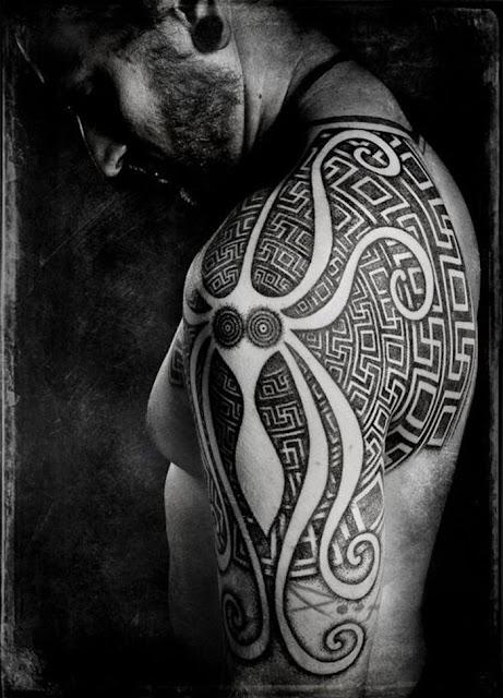 Shoulder Tattoo Designs