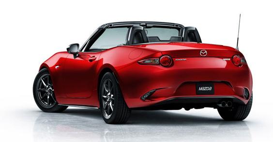 2016 Mazda MX-5 Model Car Release Date