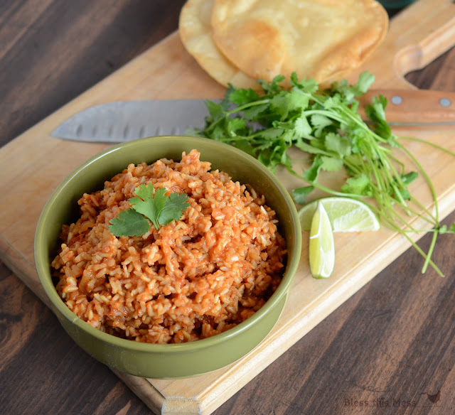 mexican rice recipe, mexican rice in rice cooker, tomato rice cooker recipe