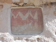 . would have been the roofs of the dwellings. There is one pictographs .