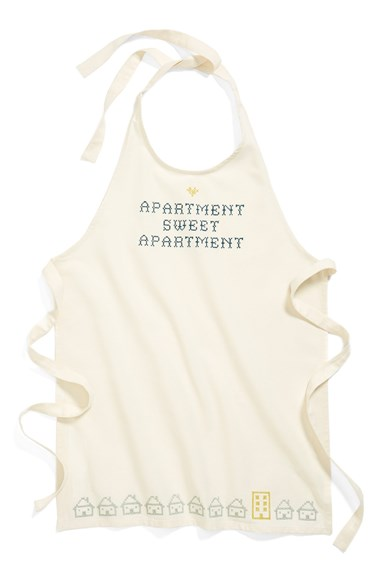 apron, kitchen, kitchen accessories, apartment, decor