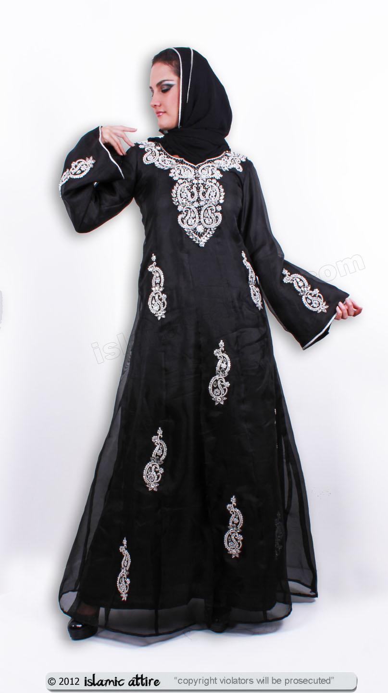 Unique Modern Muslim Women Clothing Stylish Dresses