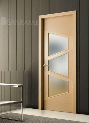 Interiores y 3d puertas san rafael for Catalogo de puertas de interior