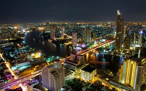 Φθηνά αεροπορικά για Μπανγκόκ από 452€ μετ' επιστροφής με Ukraine Airlines